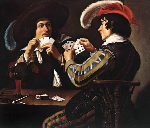 Theodoor Rombouts Blackjack online
