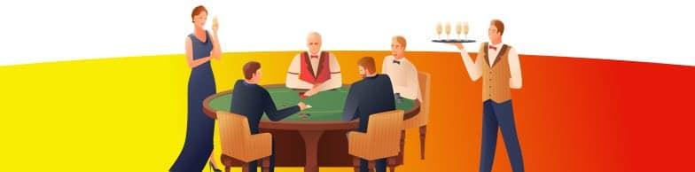 Blackjack en linéa
