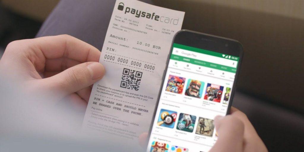 Casinos con PaysafeCard para espagna