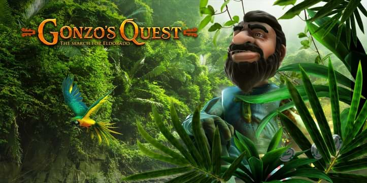 Gonzo's Quest tragamonedas slot