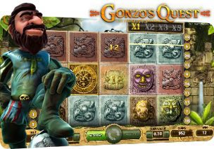 Gonzo's Quest Tragaperras