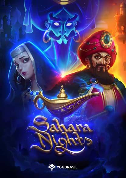 Sahara Nights tragaperras