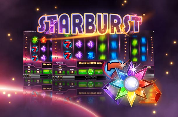 Características de Starburst