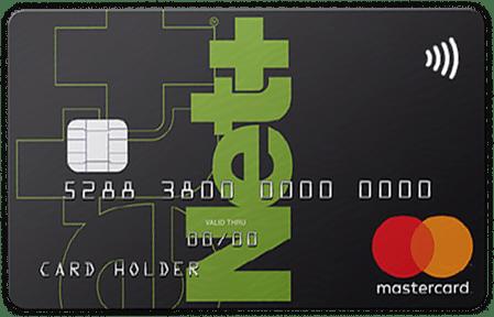 la tarjeta Net+ Neteller