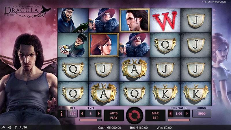 Dracula screenshot