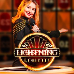Lightning Roulette - casino juego