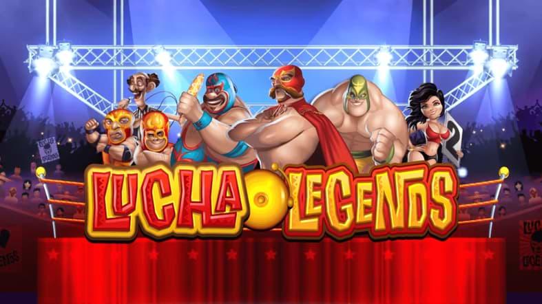 Lucha Legends Tragamonedas