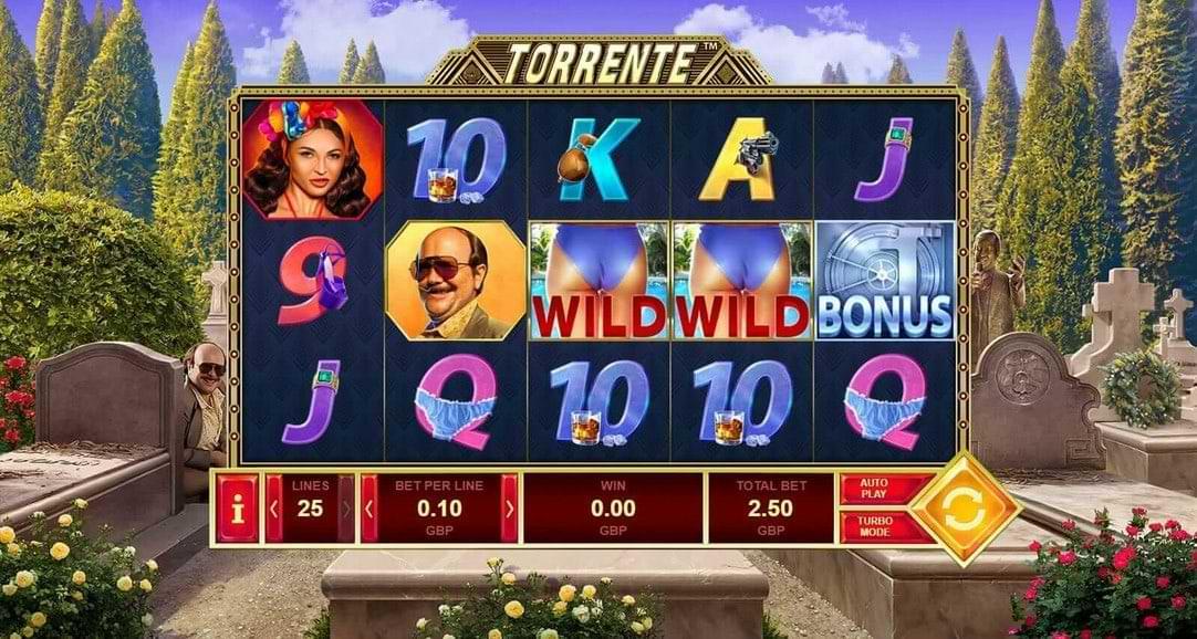 Torrente Tragamonedas Screenshot