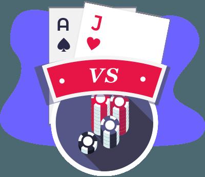 Juegos de Blackjack en Casino777