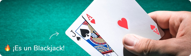 Blackjack : la mejor mano