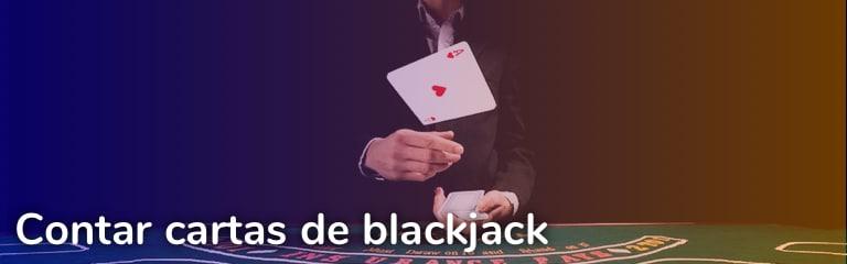 Contar cartas de blackjack