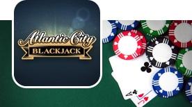 Temática y diseño de Atlantic City Blackjack