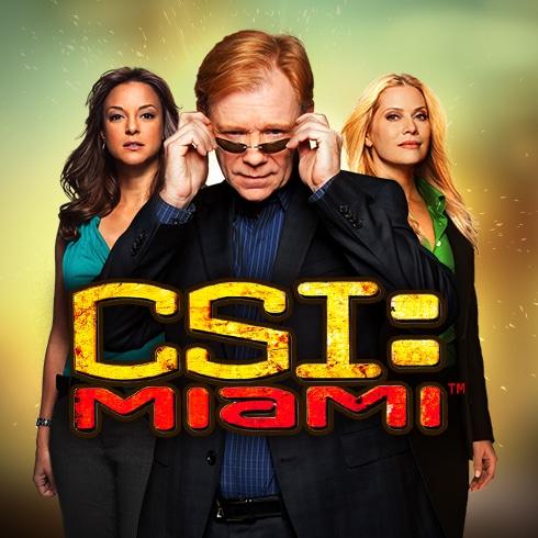 CSI Miami - casino juego
