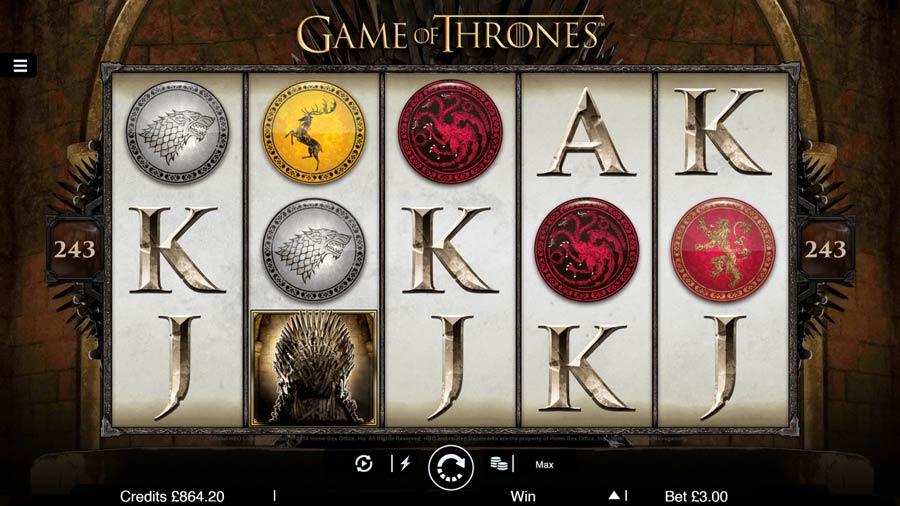 captura de pentalla game of thrones
