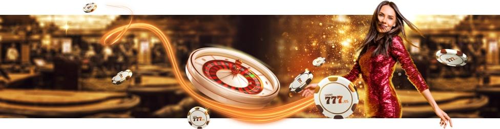 Abrir una cuenta en Casino777