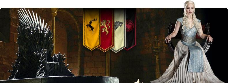juego de casino Game Of Thrones