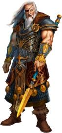 Personaje de King of Asgard