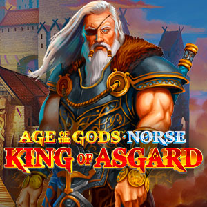Age of the Gods Norse King of Asgard - casino juego