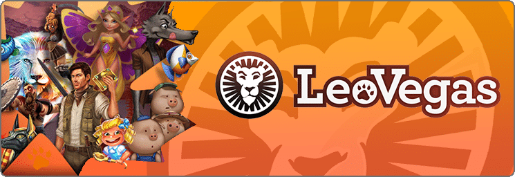 Los juegos disponibles en LeoVegas