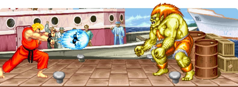 street fighter 2 tragamonedas