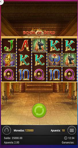 captura de un juego en play UZU