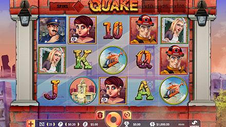 captura de pentalla del juego Quake