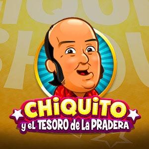 Chiquito y el tesoro de la pradera - casino juego