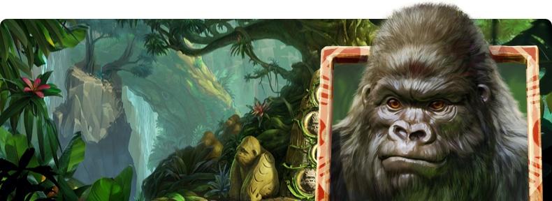 Gorilla Kingdom header