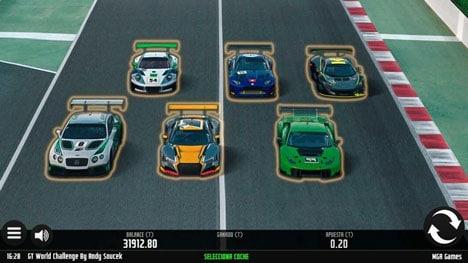 GT World Challenge Carrera