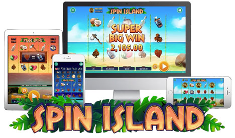 Spin Island de Vibra Gaming