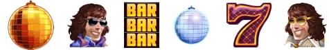 disco danny simbolos