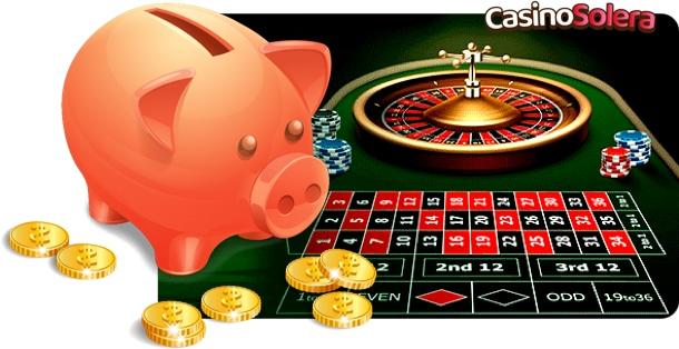 ruleta administra dinero
