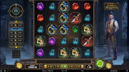 Captura de pentalla del juego Rich Wild