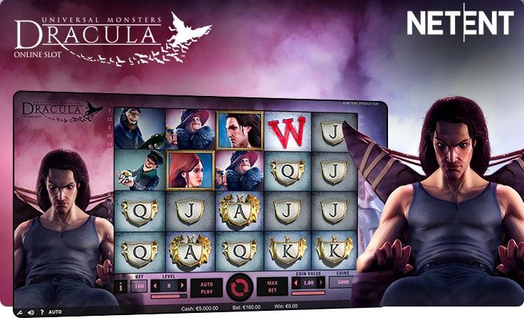 Dracula Halloween Slot