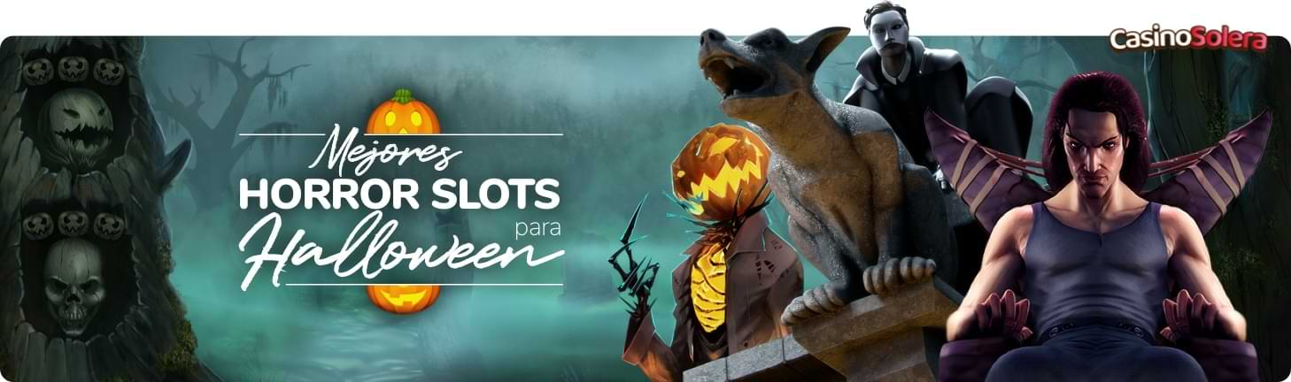 Mejores Halloween Tragaperras