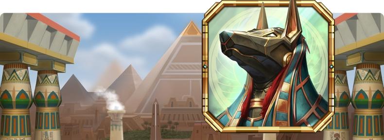 Legacy of Egypt Play'n Go Slot