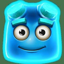 Un símbolo de Reactoonz Slot