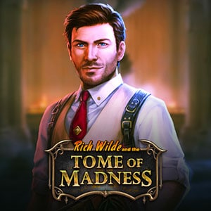 Rich Wilde and the Tome of Madness - casino juego