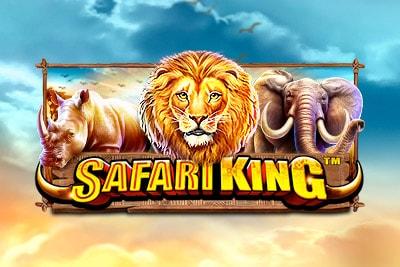 Safari King Tragaperras muy simple