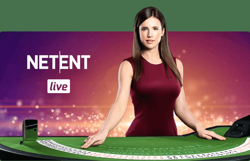 Netent live: juegos de casino en vivo