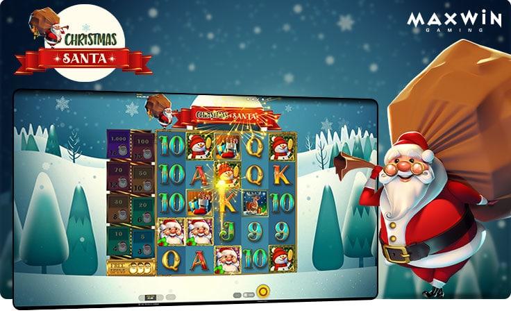 Christmas Santa de MaxWin Gaming