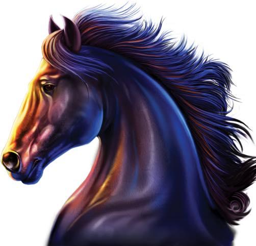 Mustang Gold personaje