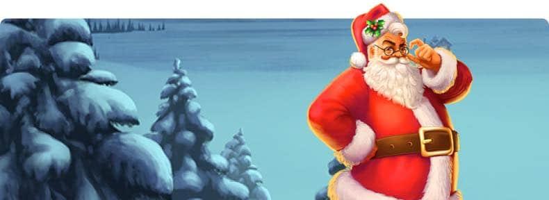 Secrets of Christmas tragaperras por Netent