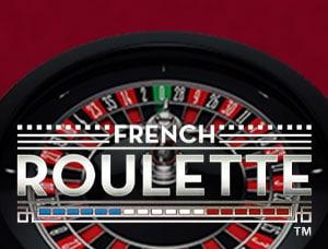 French Roulette de NetEnt