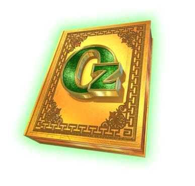 Símbolo de la tragaperras Book of Oz
