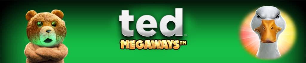La tragaperras Megaways de la película Ted