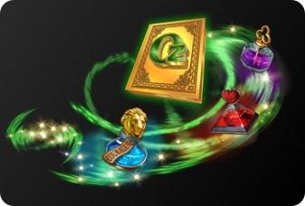 Los símbolos de Book of Oz