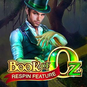 Book of Oz - casino juego
