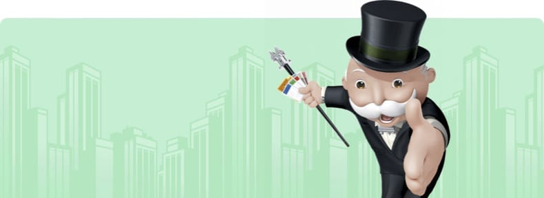 Monopoly Megaways por BigTime Gaming