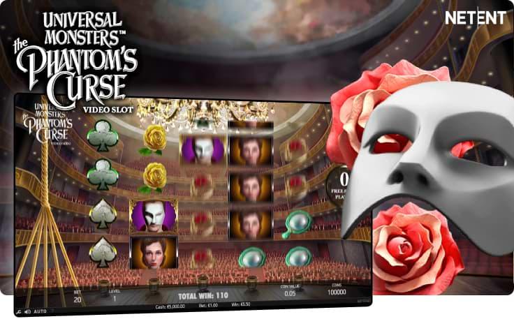 Universal Monsters: The Phantom's Curse
